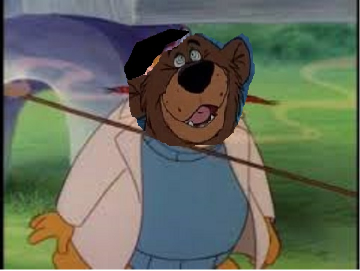 Mind Your Cheese and Q's (Baloo & Yogi Rescue Rangers)
