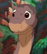 Littlefoot in The Land Before Time 11 Invasion of the Tinysauruses