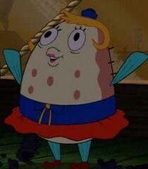 Mrs. Puff in The SpongeBob SquarePants Movie
