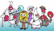 SpongeBob SquarePants in the 1920s