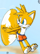 Tails's trunks