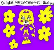 2020 Kululu's Rapunzel Cosplay - Diwali cosplay