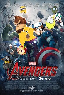 Avengers: Age of Sergio