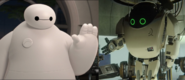 Baymax and 7723