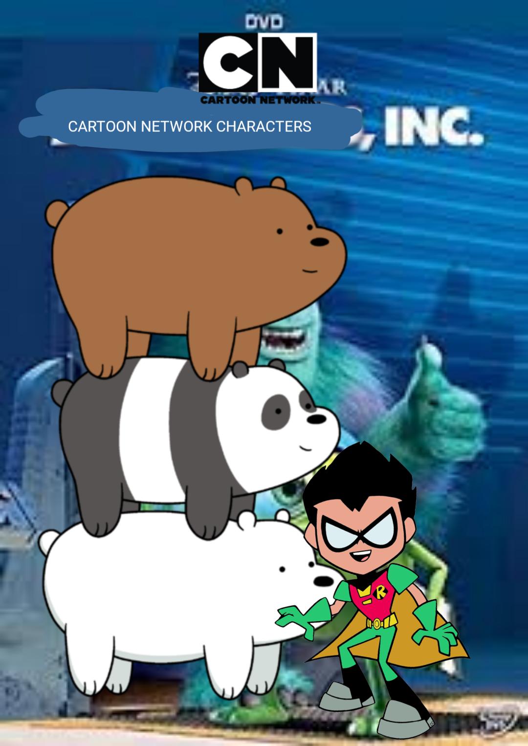 Cartoon Network Characters, Inc. (Cartoon Network Style)