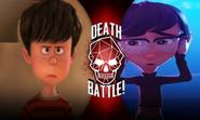 Death Battle - Ted (Lorax) vs Liam (Gnome Alone)