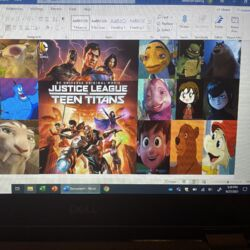 Character Likes Justice League vs Teen Titans