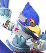 Falco in Super Smash Bros. Ultimate