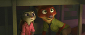 Judy and nick sees doug in the lab 1