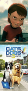 Penny Forrester Hates Cats and Dogs - Paws Unite