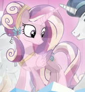 Princess Cadance Crystal Pony ID S6E2