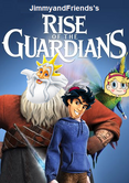 Rise of the guardians jimmyandfriends style poster