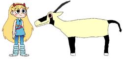 Star meets Arabian Oryx.png