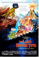 The Land Before Time (DinosaurKingRockz Style) Poster