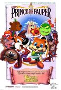 The Prince and the Pauper (Disney and Sega Animal Style) Poster
