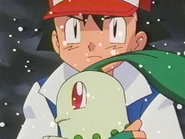 Ash Ketchum Carrying Chikoirta