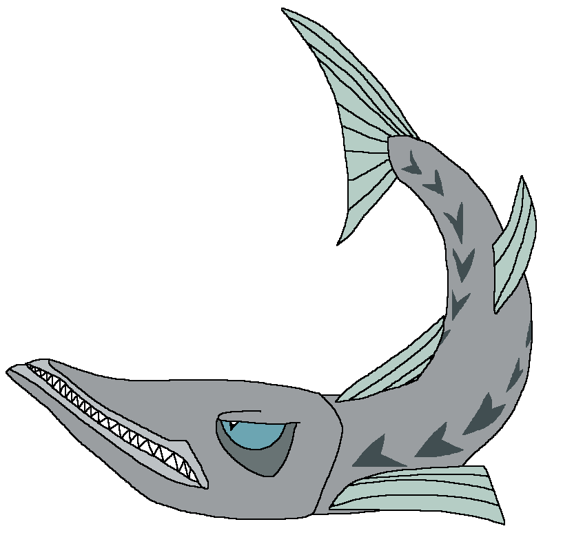 Barry the Barracuda