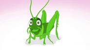 Beast Boy as Cricket