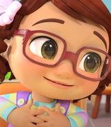 Bella in Teacher Song