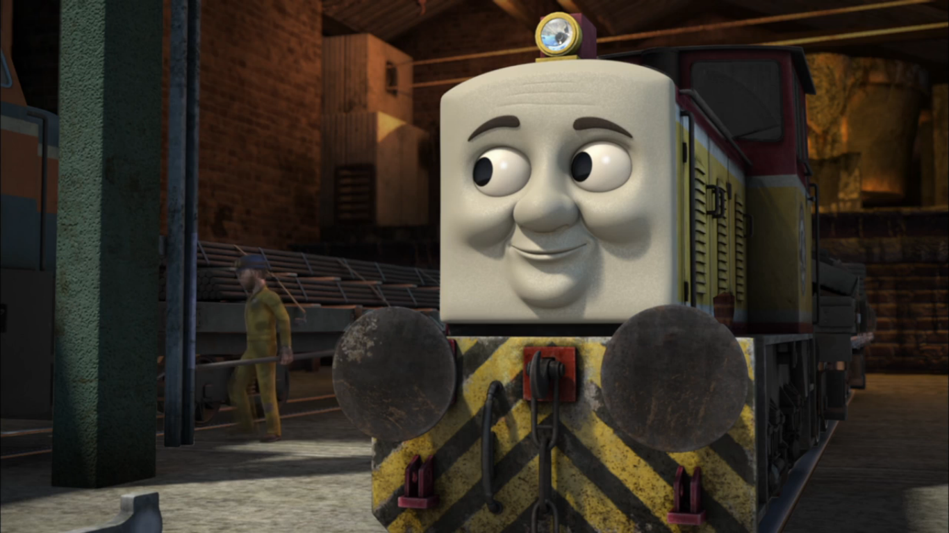 Dart (Thomas and Friends)