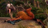 IA3 Caudipteryx