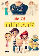 Isle Of Minions Artwork