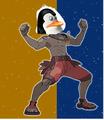 Kowalski as Kiawe