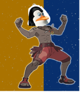 Kowalski as Kiawe