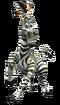 Marty the Plains Zebra