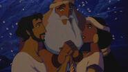Moses and Tziporrah's wedding