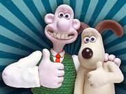 No 028 Wallace Gromit & Zachary 28 24 28 25