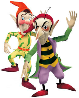Sly And Gobbo