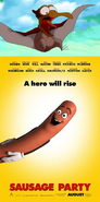 Petrie Hates Sausage Party (2016)