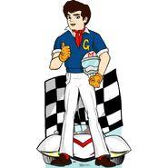 Speed Racer Guy,