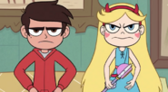 Starco angriness