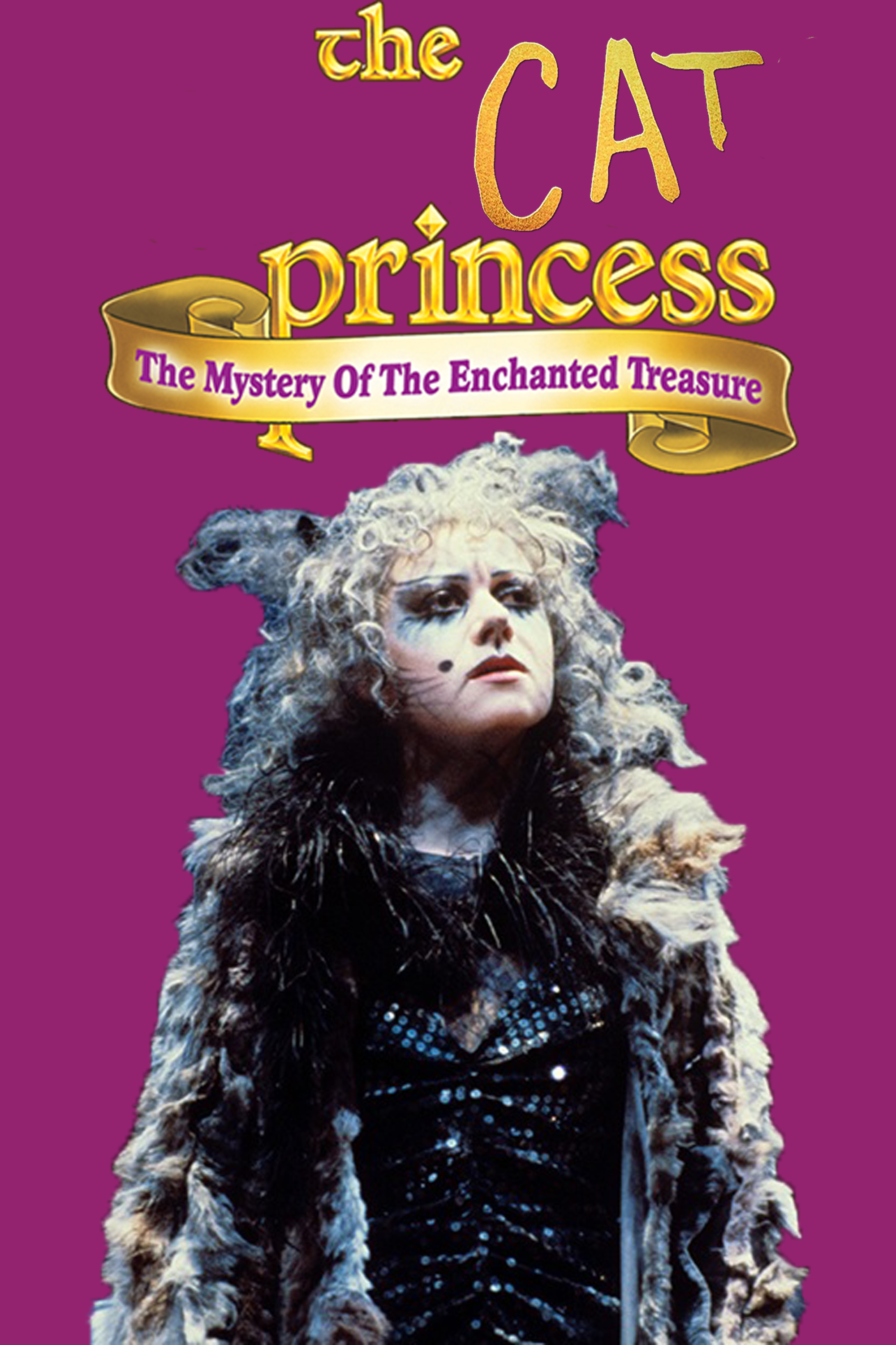 The Cat Princess: The Mystery of the Enchanted Kingdom