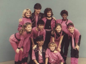 The cast of Kids Incorporated