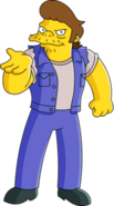 The Simpsons Snake
