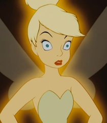 Tinker Bell The Fairy (Disney Peter Pan)