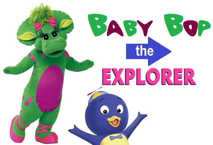 Baby Bop The Explorer