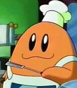 Chef Kawasaki in Kirby Right Back at Ya