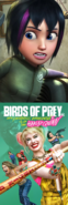 Cora Hates Birds of Prey - And the Fantabulous Emancipation of One Harley Quinn