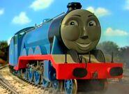 Gordon as Sam the American Engine