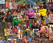 Kids World's Adventures of Barney & Friends 5
