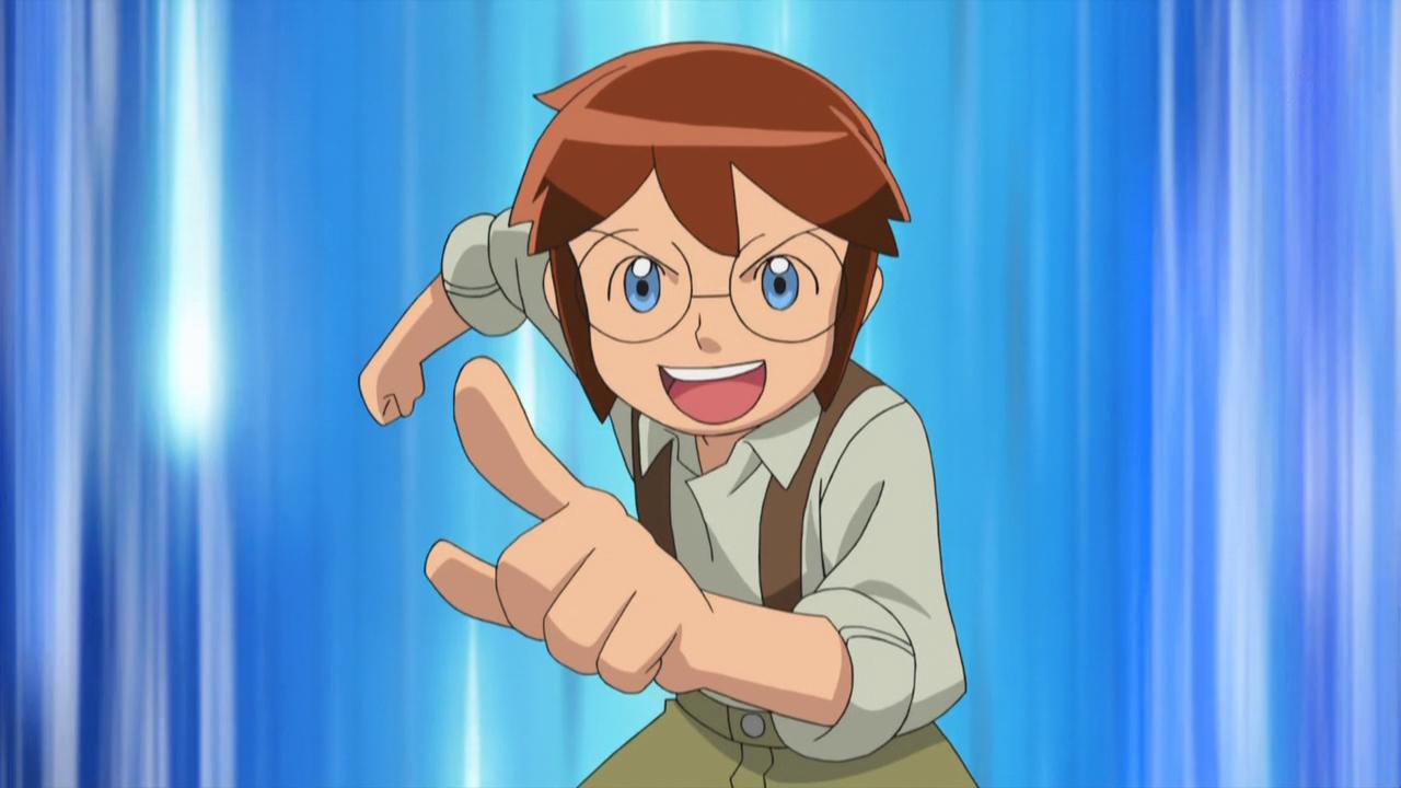 Luke (Pokemon)