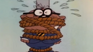 Penfold crying