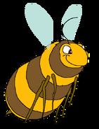 Simon Spacebot bumblebee form abugslife in thespacebotsadventuresseries