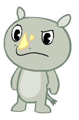 Randy/Spike (Rhino)