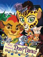 Wild Animals Don't Dance 1 Poster