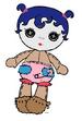 Baby Yuki Kimono